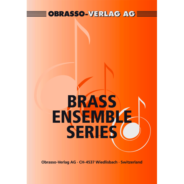 Sheet music for Ensemble (Brass Instruments) – 10 for Brass