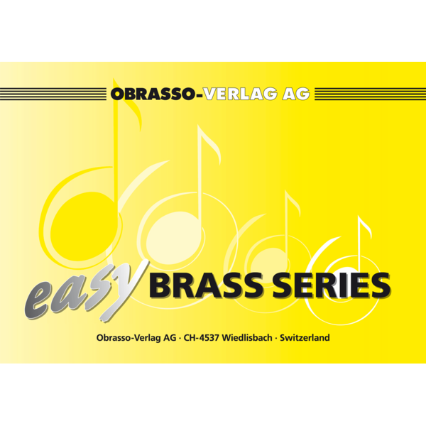 Sheet music for Easy Brass Band – over 100 arrangements