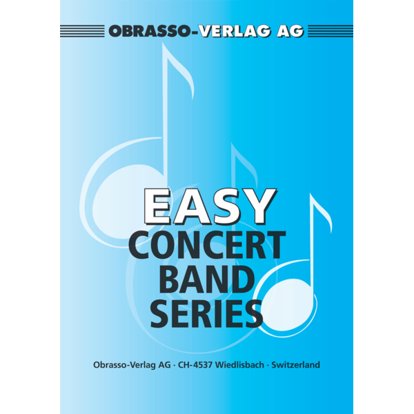 Sheet music for Easy Concert Band – Music for Youth Concert Band
