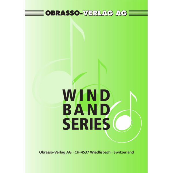 Sheet music for Solo Instrument and Wind Band – from Flute to Bass
