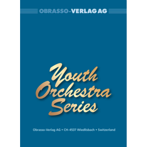 Sheet Music for Youth Symphony Orchestra by OBRASSO