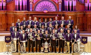 Brighouse & Rastrick Band - Bandphoto